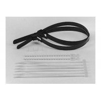 Tamiya Black & White Cable Tie Set