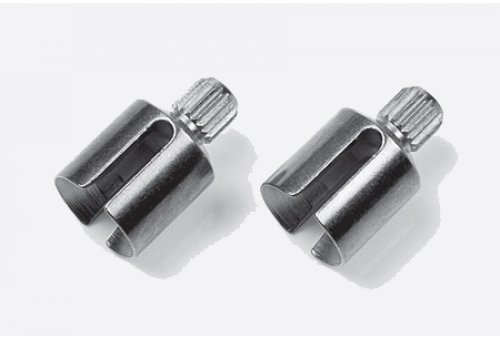 Tamiya TT-01 Ball Differential Cup Joint for Universal Drive Shaft 2Pcs