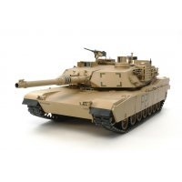 Tamiya 1/16 US M1A2 Abrams Scaled RC Tank Kit w/ Fully Optioned