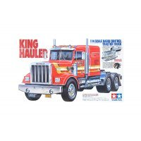Tamiya 1/14 King Hauler Scaled Tractor Truck Kit