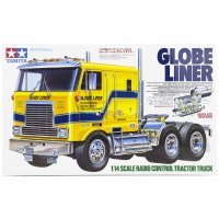 Tamiya 1/14 Globe Liner Scaled Truck Kit