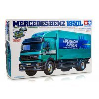 Tamiya 1/14 Mercedes Benz 1850L Scaled Delivery Truck Kit