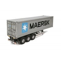 Tamiya 1/14 40ft Container Semi-Trailer No. 26