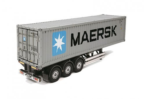 56326 | Tamiya 1/14 40ft Container Semi-Trailer No. 26