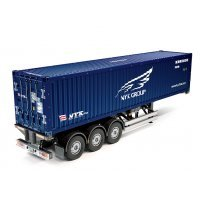 Tamiya 1/14 40ft NYK Container Semi-Trailer