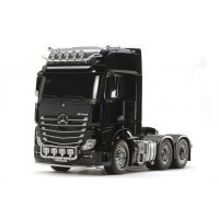Tamiya 1/14 Mercedes Benz Actros Scaled Tractor Truck Kit