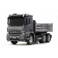 Tamiya 1/14 Mercedes Benz AROCS 3348 6x4 Tipper Scaled Truck Kit
