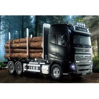 Tamiya 1/14 Volvo FH16 Globetrotter 750 Timber Scaled Truck Kit