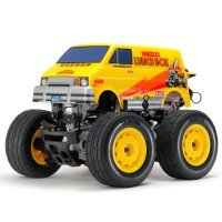 Tamiya 1/24 SW-01 Star Unit Lunch Box Mini 4wd Electric RC Monster Truck Kit