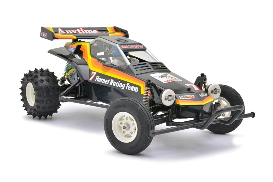 Tamiya 1/10 Hornet 2WD Electric Off Road RC Buggy Kit