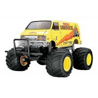 Tamiya 1/12 Lunch Box 2WD Electric Off Road RC Monster Truck Kit