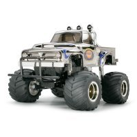 Tamiya 1/12 Midnight Pumpkin Chrome Metallic 2WD Electric Off Road RC Truck Kit