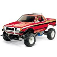 Tamiya 1/10 Subaru Brat 2WD Electric Off Road RC Buggy Kit