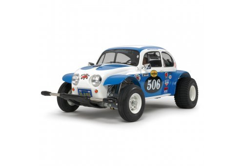 Tamiya 1/10 Sand Scorcher 2WD Electric Off Road RC Buggy Kit