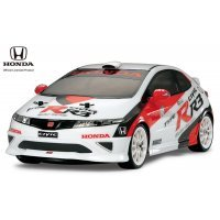 Tamiya 1/10 FF03 Honda Civic R3 J.A.S. Motorsport Electric On Road RC Car Kit