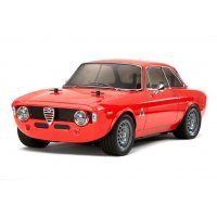 Tamiya 1/10 M06 Alfa Romeo Giulia Electric On Road RC Car Kit