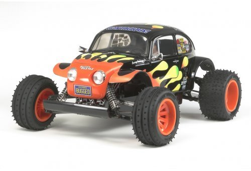 Tamiya 1/10 Blitzer Beetle 2WD Electric Off Road RC Truggy Kit