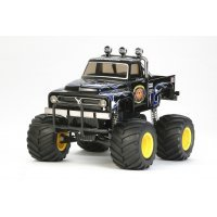 Tamiya 1/12 Midnight Pumpkin 2WD Electric Off Road RC Truck Kit