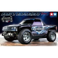 Tamiya 1/10 Asterion 4x4 Electric Off Road RC Truck Kit