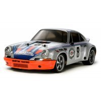 Tamiya 1/10 TT-02 Porsche 911 Carrera RSR Electric On Road RC Car Kit