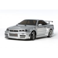 Tamiya 1/10 TT-02D Nismo Skyline GT-R Z-tune R34 Electric RC Drift Car Kit