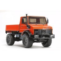 Tamiya 1/10 CC-01 Mercedes Benz Unimog 425 Electric Off Road RC Rock Crawler Kit