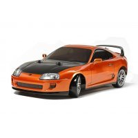 Tamiya 1/10 TT-02D Toyota Supra Electric RC Drift Car Kit