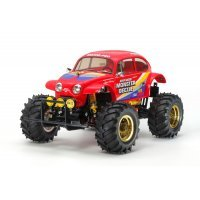 Tamiya 1/10 Monster Beetle 2WD Electric Off Road RC Monster Truck Kit