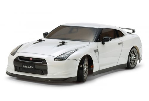 Tamiya 1/10 TT-02D Nissan GT-R Electric RC Drift Car Kit