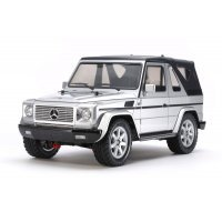 Tamiya 1/10 Mercedes-Benz G-320 Cabrio Electric Off Road RC Rock Crawler Kit