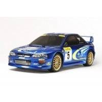 Tamiya 1/10 TT-02 Subaru Impreza 1999 Electric On Road RC Car Kit