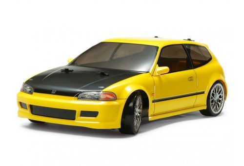 Tamiya 1/10 TT-02D Honda Civic SiR EG6 Electric RC Drift Car Kit