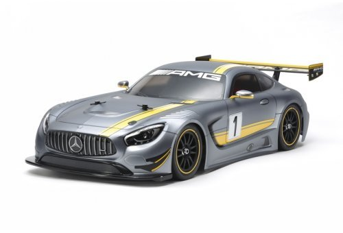 Tamiya 1/10 TT-02 Mercedes AMG GT3 Electric On Road RC Car Kit
