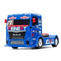 Tamiya 1/10 TT-01E Team Reinert Racing Man TGS Electric On Road RC Truck Kit