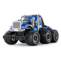 Tamiya 1/18 G6-01 Konghead 6x6 Electric Off Road RC Truck
