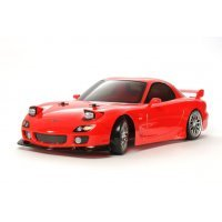 Tamiya 1/10 TT-02D Mazda RX-7 Electric RC Drift Car Kit