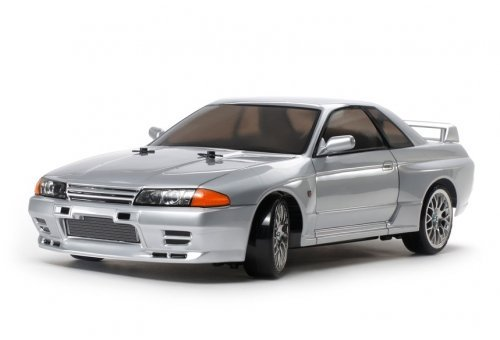 Tamiya 1/10 TT-02D Nissan Skyline GT-R R32 Electric RC Drift Car Kit