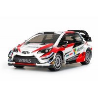 Tamiya 1/10 TT-02 Toyota Gazoo Racing Yaris WRC Electric On Road RC Car Kit