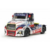Tamiya 1/10 TT-01E Buggyra Racing Fat Fox Electric On Road RC Truck Kit