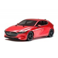 Tamiya 1/10 TT-02 Mazda 3 Electric On Road RC Car Kit