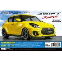 Tamiya 1/10 M05 Suzuki Swift Electric On Road RC Car Kit