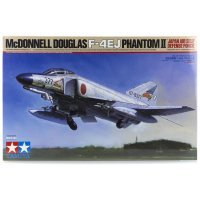 Tamiya 1/32 McDonnell Douglas F-3EJ Phantom II Jet Scaled Plastic Model Kit