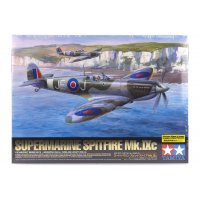 Tamiya 1/32 Supermarine Spitfire Mk.IXc Fighter Scaled Plastic Model Kit