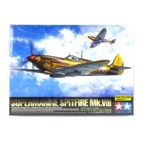 Tamiya 1/32 Supermarine Spitfire Mk.VIII Scaled Plastic Model Kit