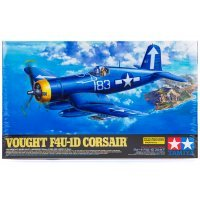 Tamiya 1/32 Vought F4U-1D Corsair Scaled Plastic Model Kit