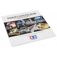 Tamiya 2018 Plastic Model Kits Catalogue
