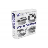 Tamiya Modelers Electric Turntable 200x55mm Display Stand