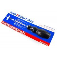 Tamiya Large No 2 Phillips Head Screwdriver Craft Tool