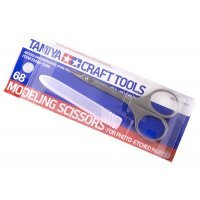Tamiya Modeling Scissors For Photo-Etched Parts