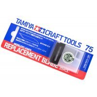 Tamiya Craft Knife Replacement Blades 25Pcs